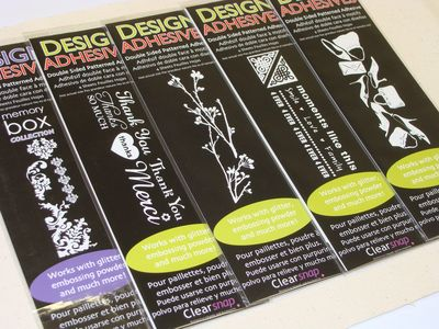 Design adhesives - misc