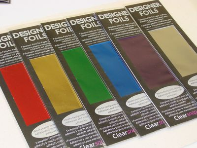 Design adhesives - foil